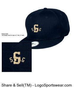 Swag Snapback Design Zoom